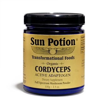 Sun Potion - Cordyceps Mushrooms - CAP Beauty