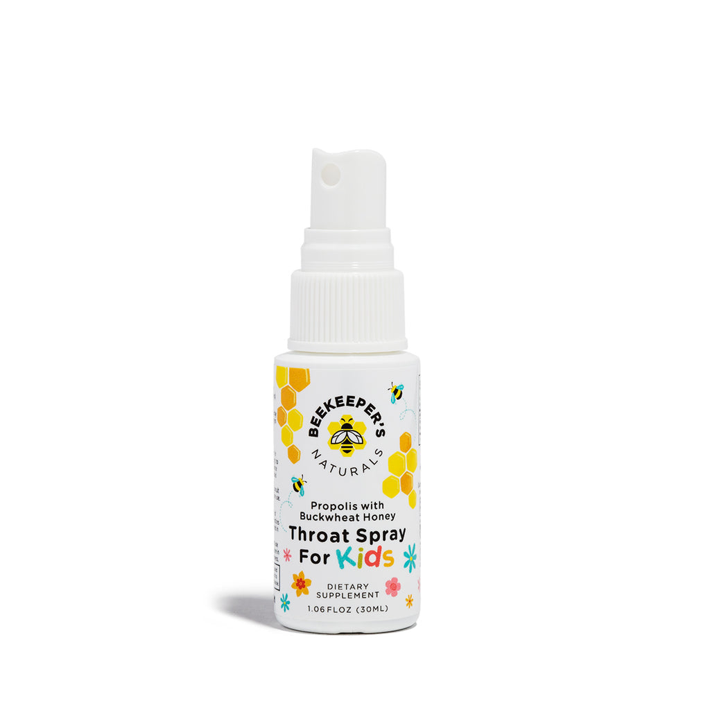 Beekeeper's Naturals - Propolis Spray for Kids - CAP Beauty