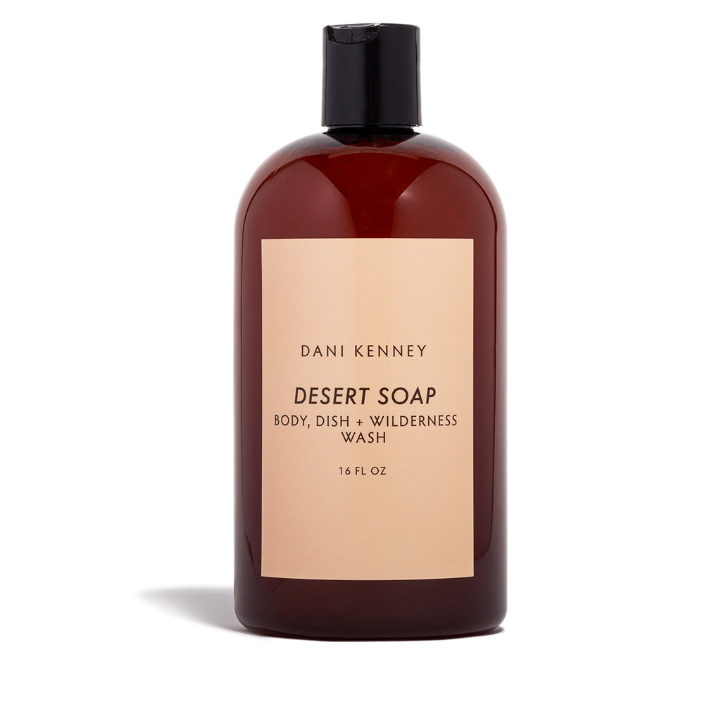Dani Kenney - Desert Soap Body, Dish + Wilderness Wash - CAP Beauty