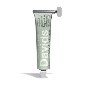 Davids Natural Toothpaste - Davids Natural Toothpaste - CAP Beauty