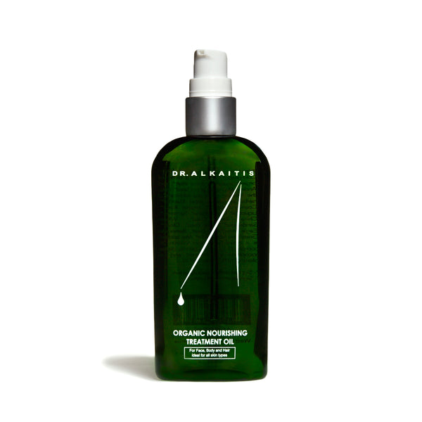 Dr. Alkaitis - Organic Nourishing Treatment Oil - CAP Beauty