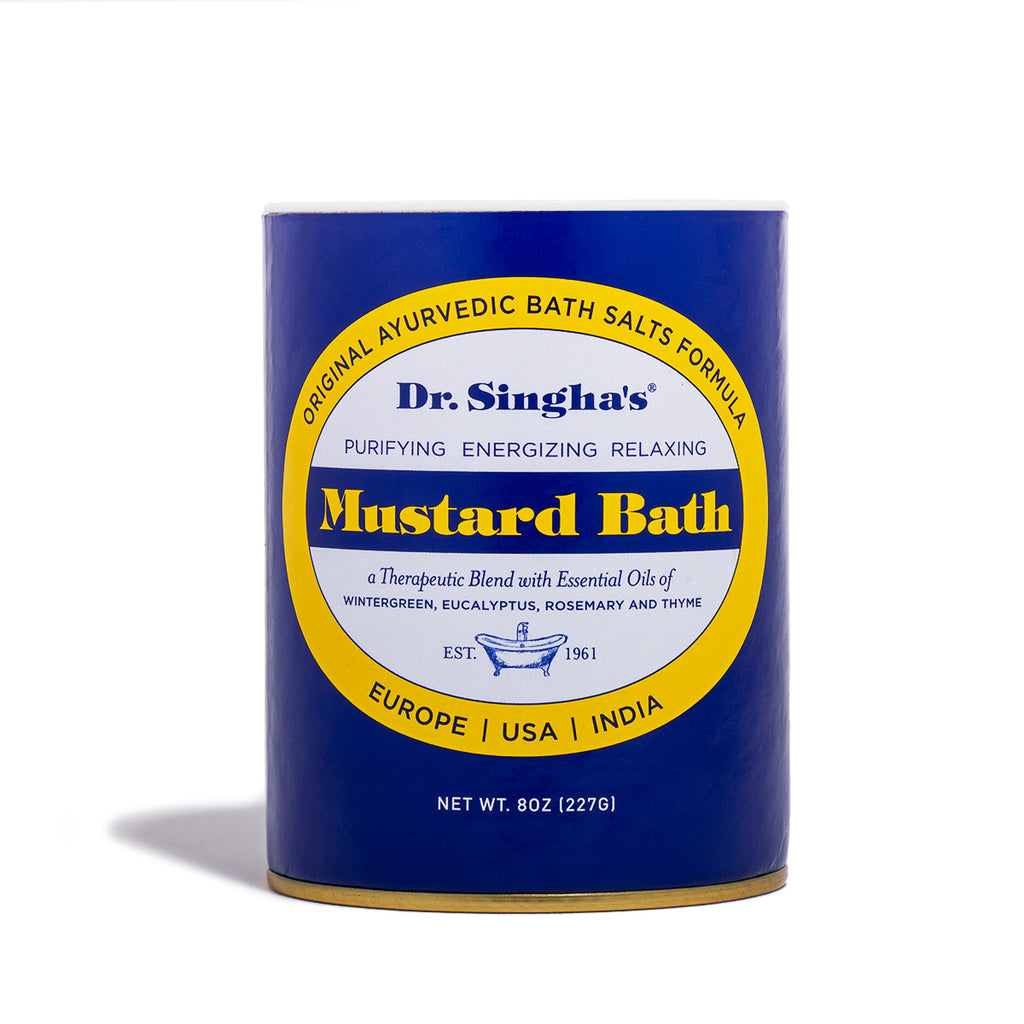 Dr. Singha - Mustard Bath - CAP Beauty