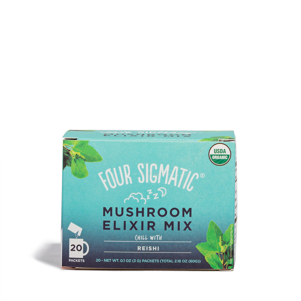 Four Sigmatic - Reishi Elixir - CAP Beauty