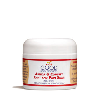 Good Body Products - Action Salve with Arnica and Comfrey - CAP Beauty