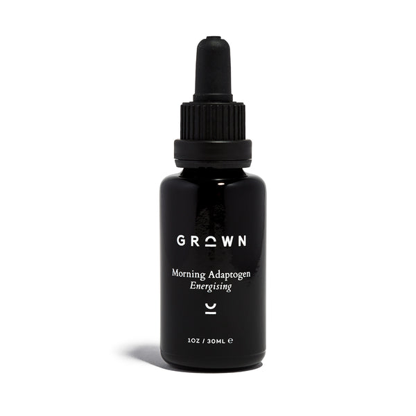 GROWN - Energizing Morning Adaptogen Concentrate - CAP Beauty