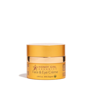 Honey Girl - Face and Eye Cream - CAP Beauty