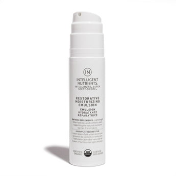Intelligent Nutrients - RESTORATIVE MOISTURIZING EMULSION - CAP Beauty