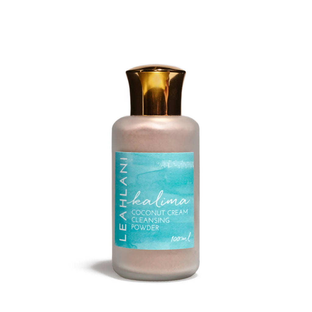 Leahlani Skincare - Kalima Coconut Cream Cleansing Powder - CAP Beauty