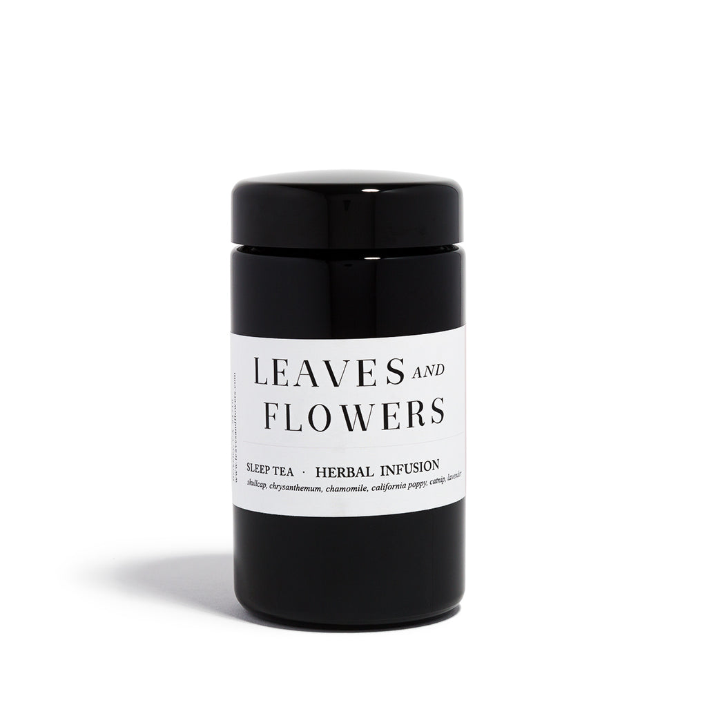 Leaves and Flowers - Sleep Tea - CAP Beauty