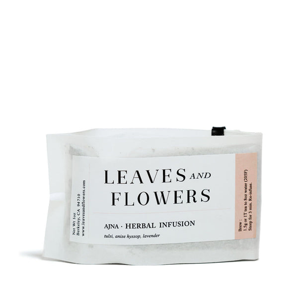 Leaves and Flowers - Ajna - CAP Beauty