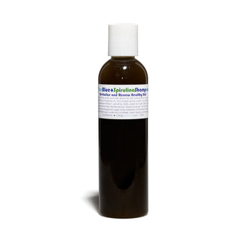Living Libations - True Blue Spirulina Shampoo - CAP Beauty