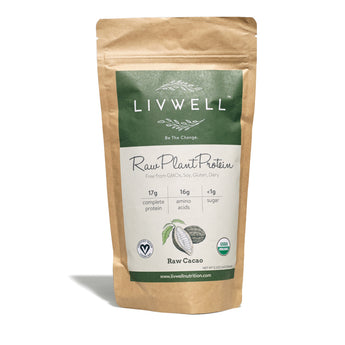 LivWell - Raw Cacao Protein Blend - CAP Beauty