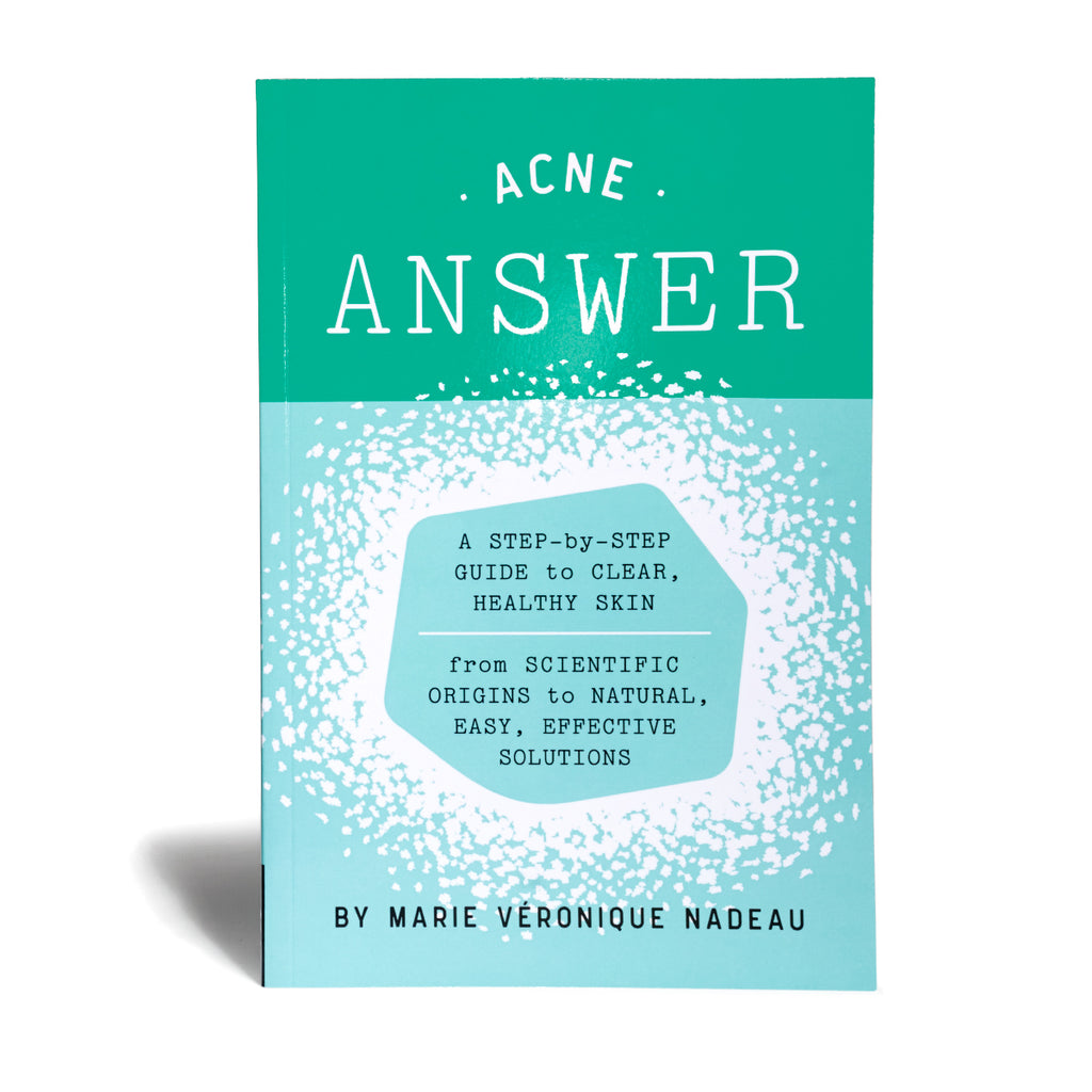 Marie Veronique - The Acne Answer: A Step by Step Book to Clear Healthy Skin - CAP Beauty