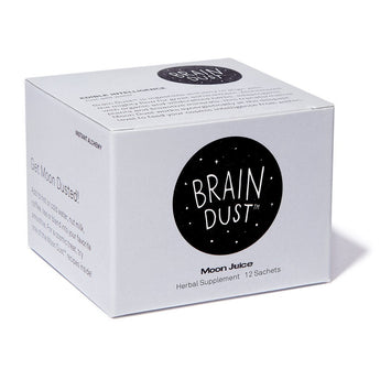 Moon Juice - Brain Dust Sachet Box - CAP Beauty