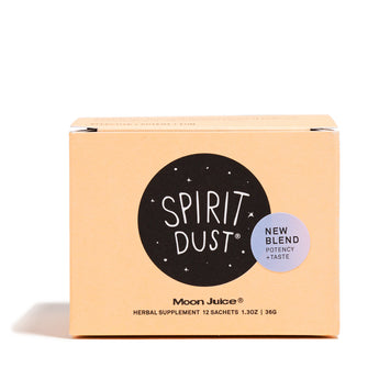 Spirit Dust Sachet Box
