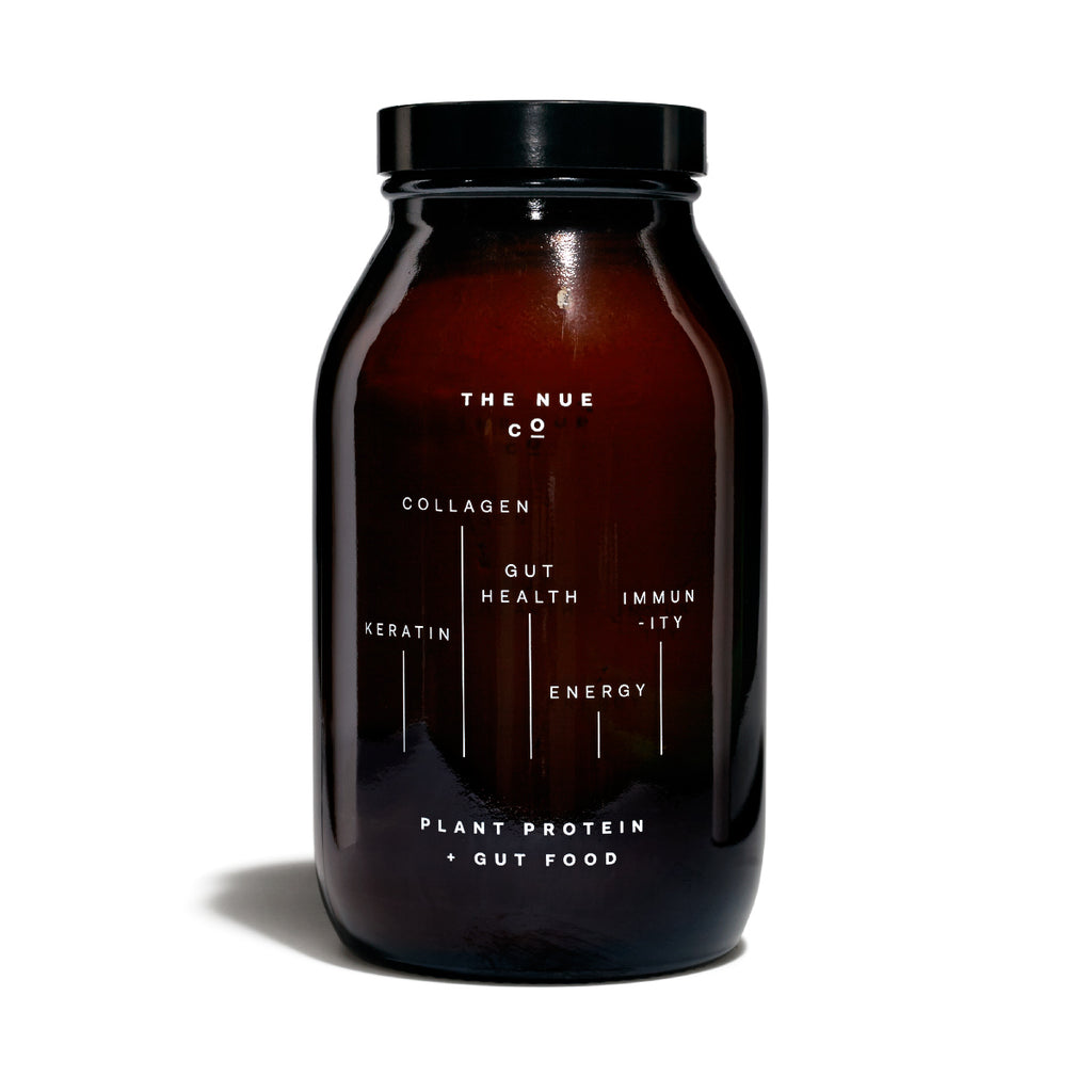 The Nue Co. - Plant Protein + Gut Food - CAP Beauty