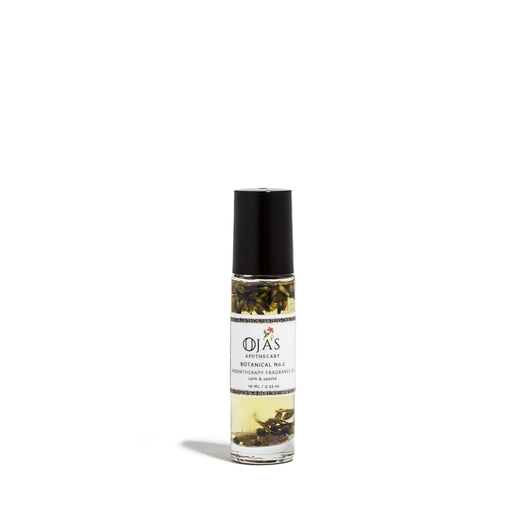 Ojas Apothecary - Aromatherapy Fragrance Botanical No. 2 - CAP Beauty