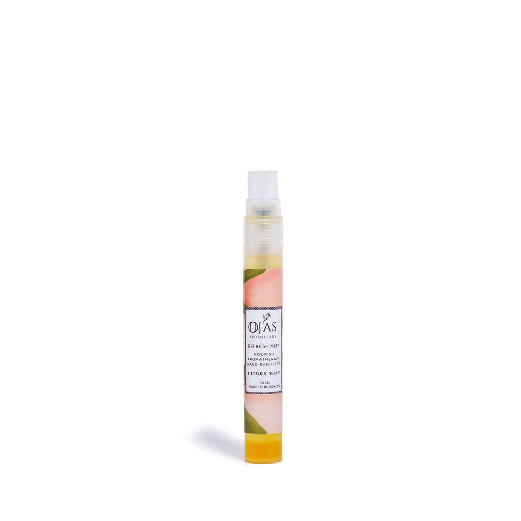Ojas Apothecary - Refresh Herbal Mist - Citrus Mint - CAP Beauty