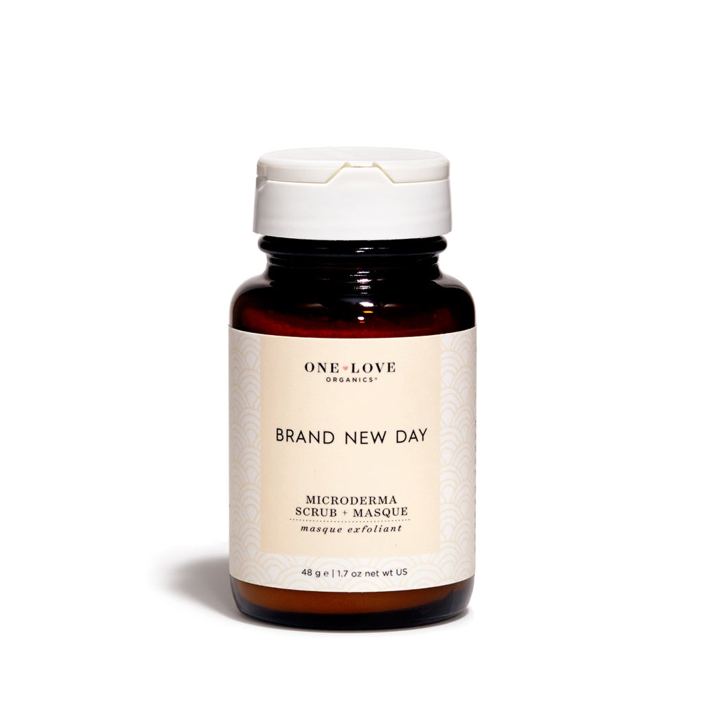 One Love Organics - Brand New Day Scrub and Mask - CAP Beauty