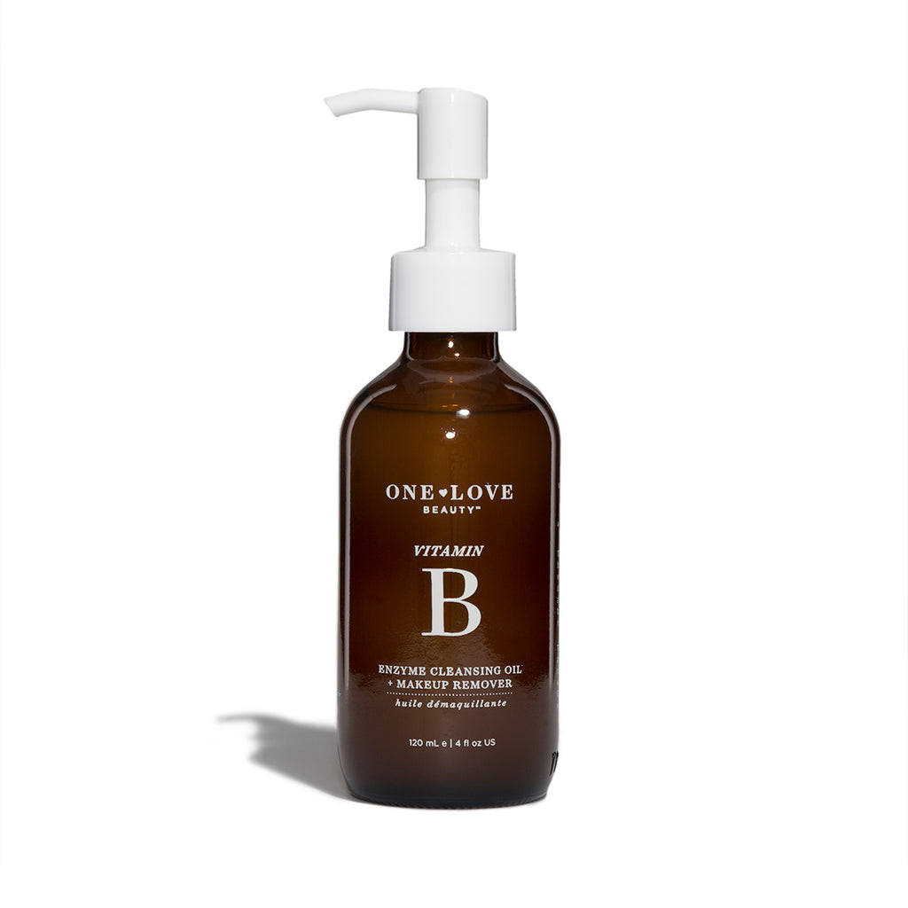 One Love Organics - Vitamin B Active Moisture Cleansing Oil - CAP Beauty