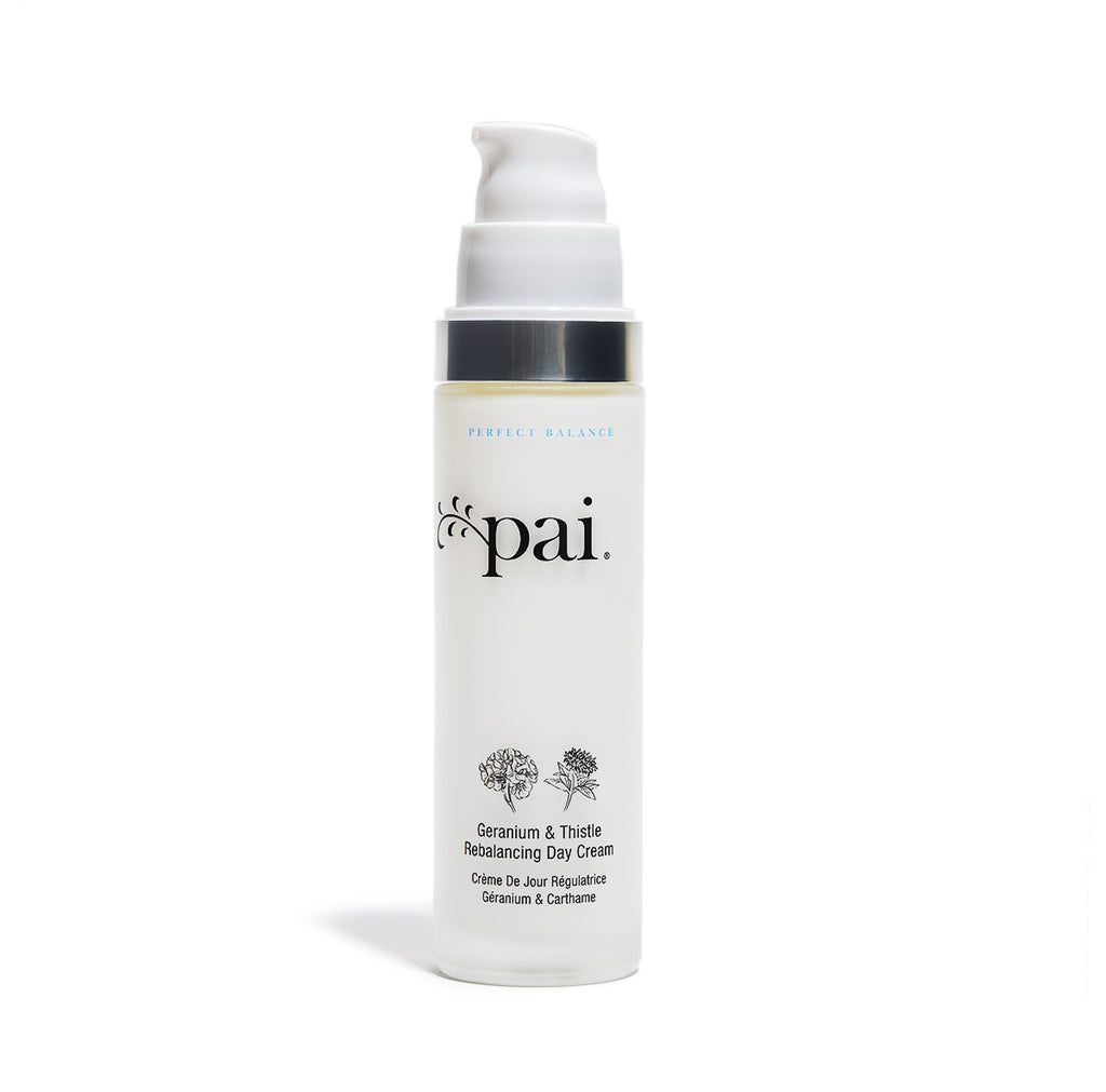 Pai Skincare - Geranium and Thistle Rebalancing Day Cream - CAP Beauty