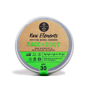 Raw Elements - Eco Formula Tin 30+ - CAP Beauty