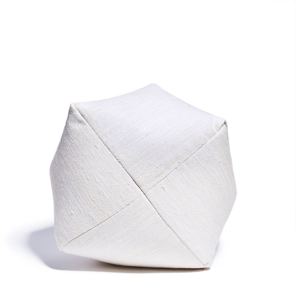 Sophie Nova - Raw Silk Dumpling Meditation Cushion - CAP Beauty