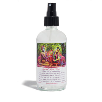 Sacred Rose Water