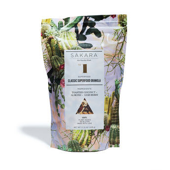 Sakara - Superfood Granola - CAP Beauty