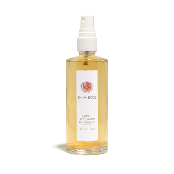 Shiva Rose - Radiant Rosewater - CAP Beauty