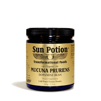 Sun Potion - Mucuna Pruriens - CAP Beauty