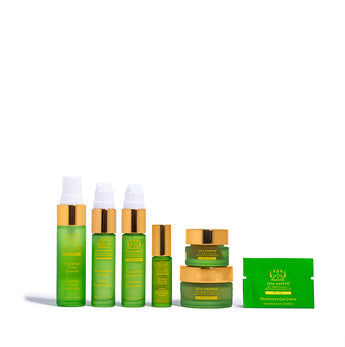 Tata's Daily Essentials: Natural Antiaging Skincare Discovery Kit
