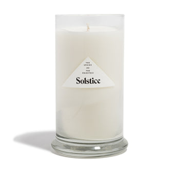 The Sphinx & The Priestess - Solstice Candle - CAP Beauty