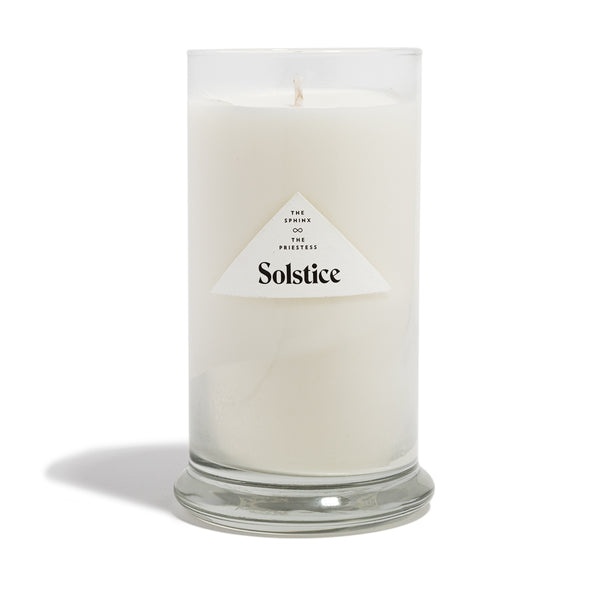 Solstice Candle