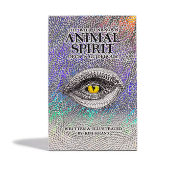 The Animal Spirit Tarot Deck & Guidebook Set