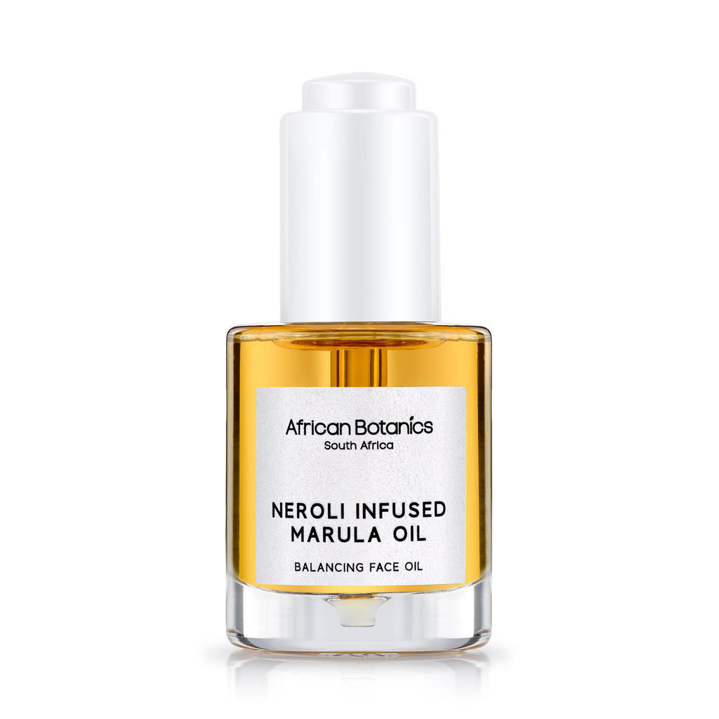 African Botanics - Neroli Infused Marula Oil - CAP Beauty