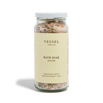 Vessel - Bath Soak Soothe - CAP Beauty