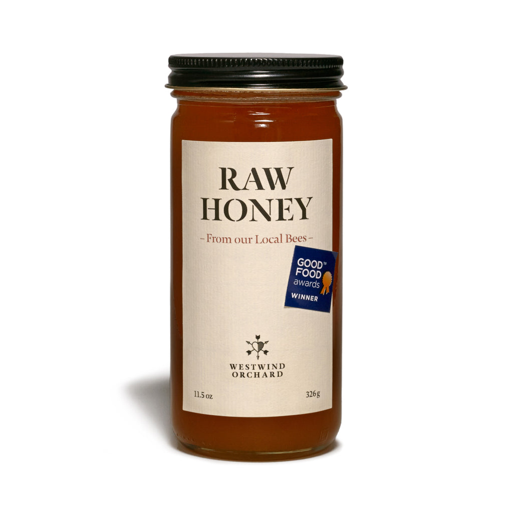 Westwind Orchard - Raw Honey - CAP Beauty