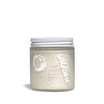 Wildcare - Soft Focus Coconut Milk Mask - CAP Beauty