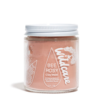 Wildcare - Bee Rosy Exfoliating Clay Mask - CAP Beauty