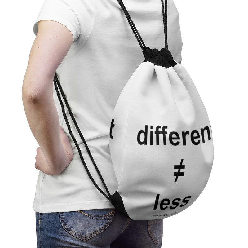 D≠L Original Lightweight Drawstring Bag (BT)