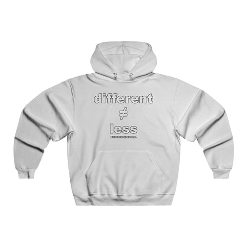 D≠L Original Men's NUBLEND® Hooded Sweatshirt