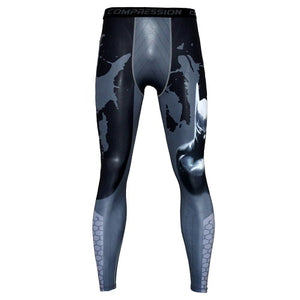 Dry Fit Compression Tight