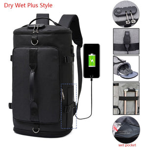 Winterized Gym Backpack
