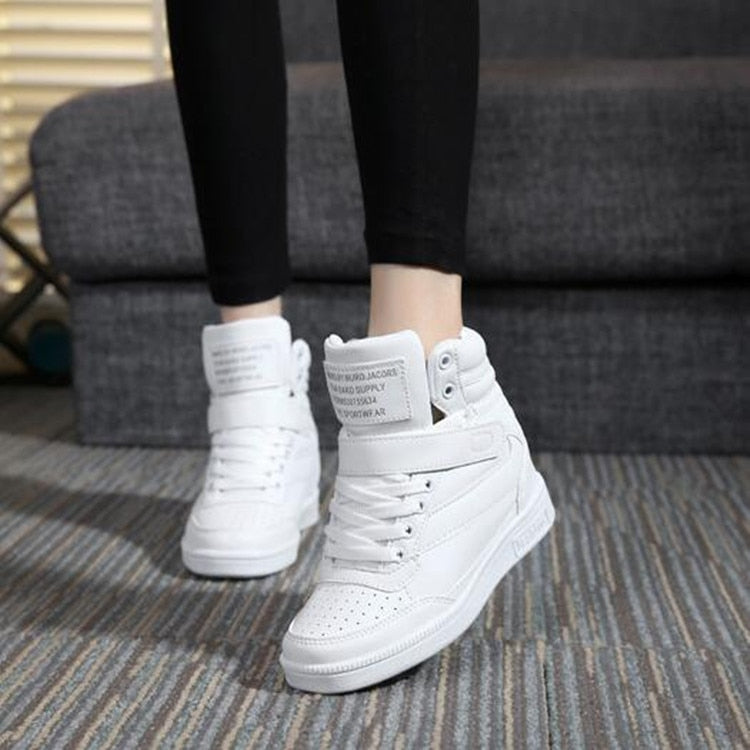 Women High Top Sneakers