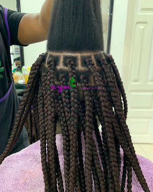 Don't Ignore Your Hair Whilst in Braids