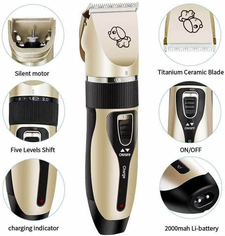Trimmer Features
