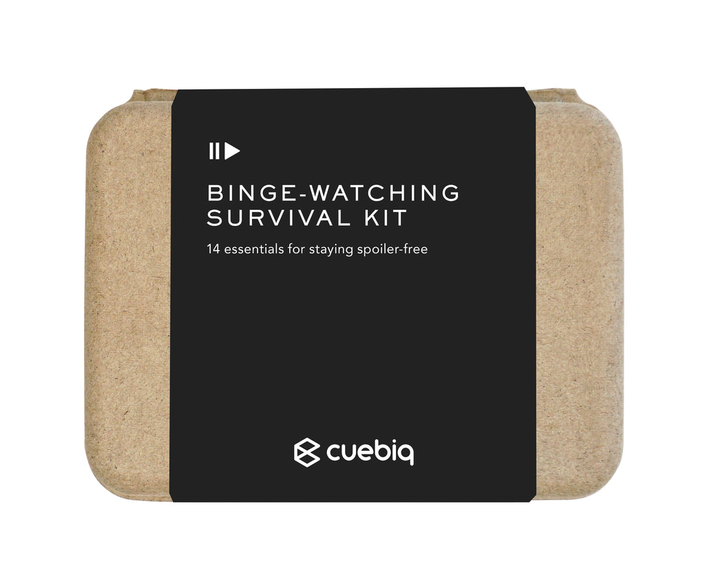 Branded Binge-Watching Survival Kit