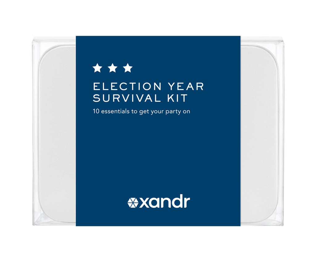 Branded Election Year Survival Kit