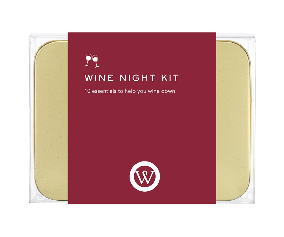 Branded Wine Night Kit